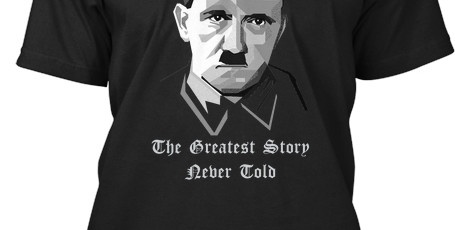 The Greatest T-Shirt Ever Sold?