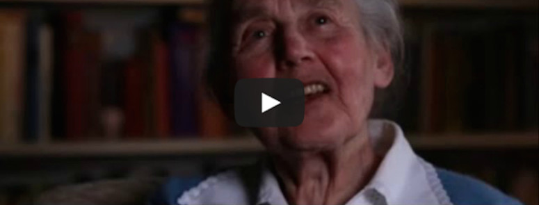 Ursula Haverbeck: The Panorama Interview, with English Subtitles