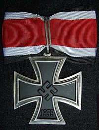 The Knight's Cross of the Iron Cross