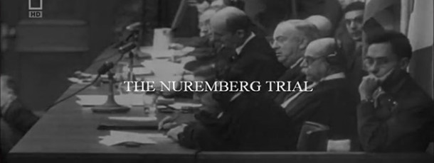 Part 19 Nuremberg Trials