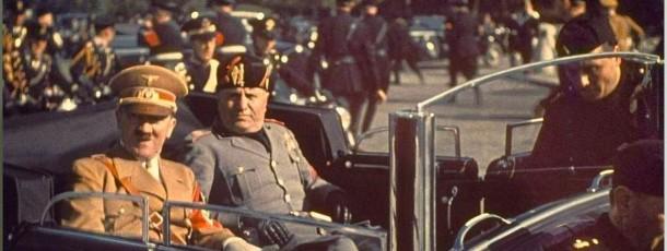 Britain's secret war against Mussolini
