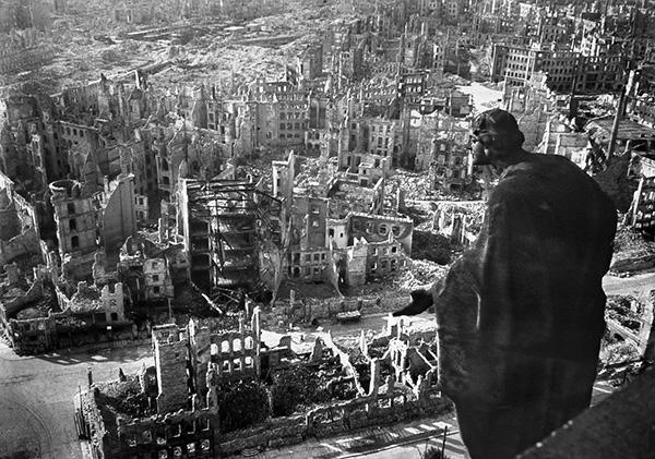 Dresden bombing war crime