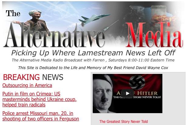 "Why ""Alternative"" Media is the New Mainstream"